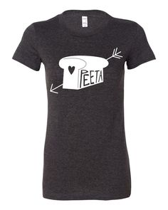 Pin for Later: Only True YA Fans Will Appreciate (and Covet) These 34 Must Haves  The Hunger Games Peeta T-Shirt ($23-$26)