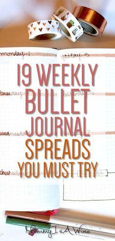 19 Weekly Bullet Jou