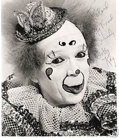 Bobby Kaye.  One of the veteran clowns of Ringling Brothers Circus & one of my teachers. <;O)
