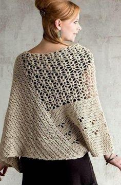 suéter que hace punto con estilo
