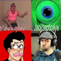 Jacksepticeye | Search Instagram | Pinsta.me - Instagram Online Viewer
