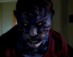 BALAM Wesen parecidos a un jaguar. Al transformarse, su cara y cuerpo se cubren de pelaje con manchas similares a las de un jaguar, el cual parece cambiar de color dependiendo de las condiciones de luz ambientales (azul oscuro en la oscuridad y grisáceo a la luz del día)