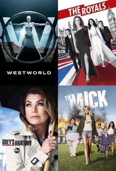 *UPDATE* Neue Serien und Staffelstarts Deutschland KW 17 2018