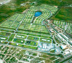 O distrito de Croatá, que fica no município cearense de São Gonçalo do Amarante, abrigará a primeira cidade inteligente do Brasil.