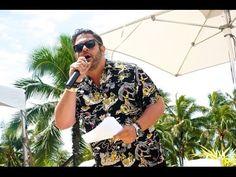 "Adam Richman doing a freestyle ""Brunch"" rap at the Hawaii Food & Wine Festival Battle of the Brunch II held at the Hyatt Regency Waikiki Beach on September Waikiki Beach, Wine Festival, Rich Man, Rap, Brunch, Men Casual, Youtube, Mens Tops, Fashion"