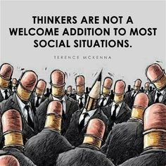 Thinkers not welcome in #NWO https://plus.google.com/114529371273443966439/posts/1qA6QceDM5i?_utm_source=199-1-1 @CRNC @Libertarians4Us @collegedems @yrnf @youngdems @youngcons @Instagram @KatyPerry
