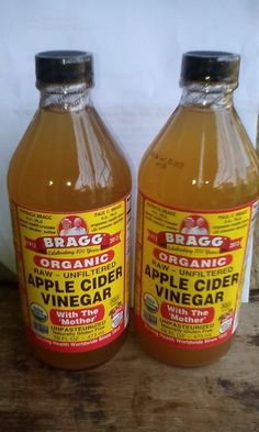 "APPLE CIDER VINEGAR ""WITH MOTHER"""