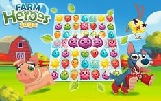 Descargar Farm Heroes Saga