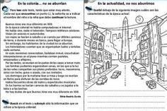 Lecturas de comprension Spanish Teacher, Spanish Classroom, Teaching Spanish, 4th Grade Ela, Ap Spanish, Reading Activities, Interactive Notebooks, Inspirational Message, Reading Comprehension