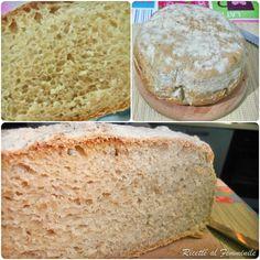 Pane rustico bimby Bread, Food, Brot, Essen, Baking, Meals, Breads, Buns, Yemek