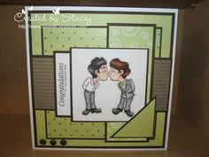 Mix-and-Match Kissers Set - Digital Stamps mayzy art