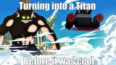 8 Funny Fairy Tail Memes: Attack on Titan versus Fairy Tail Meme