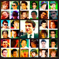 Look at ALL the Josh!