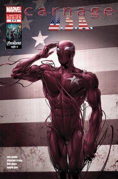 (Marvel) Carnage U.S.A