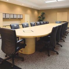 Krug Conference Table And Chairs. Kimball Contemporary