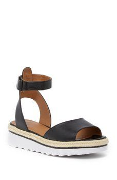 SUSINA - Jayden Leather Sandal