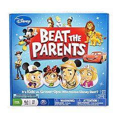 Disney Beat the Parents Game - 1422504