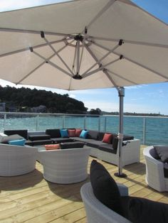 Beautiful and comfortable furnishings