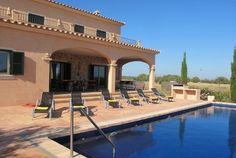 Vinyolet (SLEEPS 10) Villas in Spain  #SpainVillla