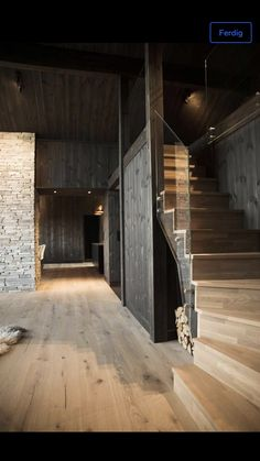 Polished Concrete Flooring, Log Cabin Living, Mountain Cottage, Wooden Cabins, Lodge Decor, Home Reno, House Design, Organic, Ideas