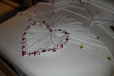 One & Only Reethi Rah Towel Origami, Heart Decorations, Old School, Heart Shapes, Projects To Try, Anniversary, Maldives, Room, Education