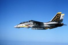 F-14 Tomcat of VF-33 Starfighters