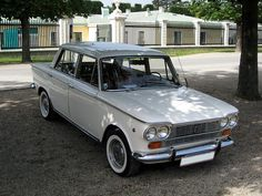 Fiat 1500 simply stunning