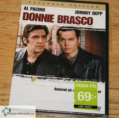 #Donnie#Brasco#Dvd
