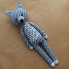 Free amigurumi toys crochet pattern