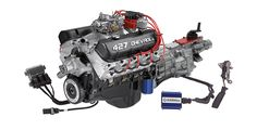 Crate Engines: Classic Chevy Race Engines   Chevrolet