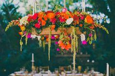HOME & GARDEN: Un mariage mexicain !