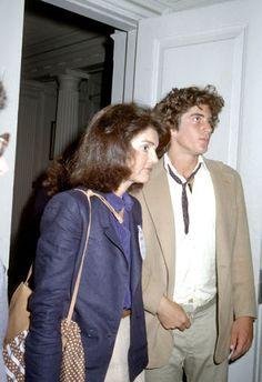 Jackie and John Kennedy Jr.