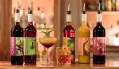 für #Bartender:  Der COCKTAIL-Wettbewerb 2016 von RatioDrink AG startet ab sofort