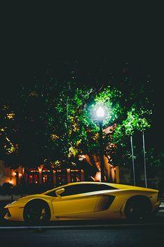wearevanity: The Lamborghini Aventador ©