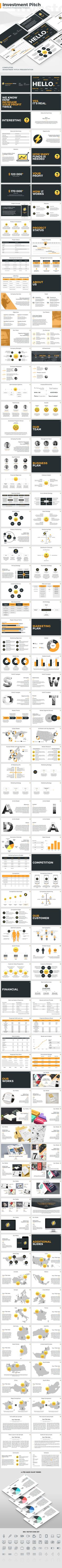 Investment Pitch - PowerPoint Template