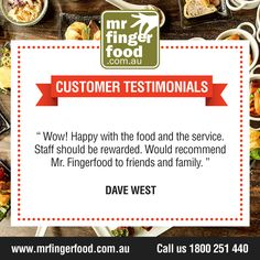 There is nothing like a big event/ gathering surrounded with your beloved family and friends! Www.Mrfingerfood.com.au is here to help. For enquiries and bookings, call their party planner Nancy at 1300-369-058 (FREE CALL), Mondays to Sunday, 8AM-8PM.  #homecatering #christmascatering #partycateringservices #professionalcatering #cateringAustraliawide