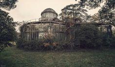 Abandoned Greenhouse Photo by Nicolas Mas