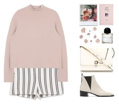 """""""N°56"""" by yellowgrapes ❤ liked on Polyvore featuring Zara, Acne Studios, ASOS, Carven and Byredo"""