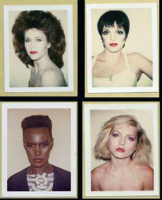 Warhol x Fonda x Minnelli x Jones x Harry