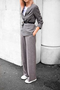 How to wear wide suit in 2018 - Katiquette