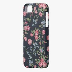 It's cute! This Romantic Vintage Roses iPhone 5 Case is completely customizable and ready to be personalized or purchased as is. Click and check it out!
