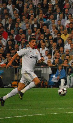 wikiHow to Dribble Like Cristiano Ronaldo -- via wikiHow.com