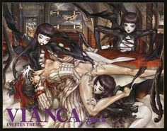 Masamune Shirow / vampires