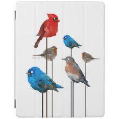 Bird Art iPad Cover (15% OFF)