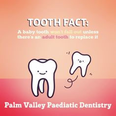 IF YOUR CHILD has any accidents and loses teeth prematurely, come in and see us so we can prevent complications!  Palm Valley Pediatric Dentistry