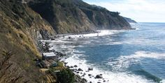 Green Getaway at the Esalen Institute, in Big Sur, California. #Travel http://www.organicspamagazine.com/2011/09/green-getaways%E2%80%A6esalen/#