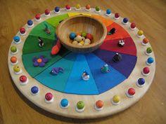 Háblame Bajito: DIY: Nuestro Calendario Waldorfssori (Waldorf - Montessori) Homemade