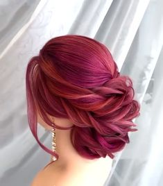 Frozen Hair Tutorial, You can collect images you discovered organize them, add your own ideas to your collections and share with other people. Cute Medium Length Hairstyles, Medium Hair Styles, Curly Hair Styles, Trending Hairstyles, Braided Hairstyles, Cool Hairstyles, Latest Hairstyles, Updos Hairstyle, Frozen Hair Tutorial