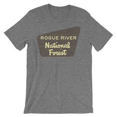 Rogue River National Forest Tee