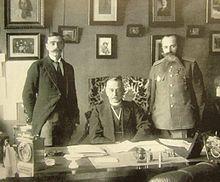 Alexander Protopopov - Wikipedia, the free encyclopedia February Revolution, House Of Romanov, Russian Revolution, Rasputin, History, Painting, Prime Minister, Ministry, Proposal